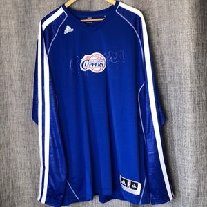 Adidas Los Angeles Clippers long sleeve